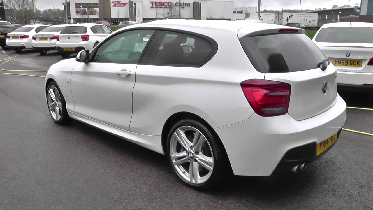 bmw 1 series 125d m sport 3dr business media u11622 youtube. Black Bedroom Furniture Sets. Home Design Ideas