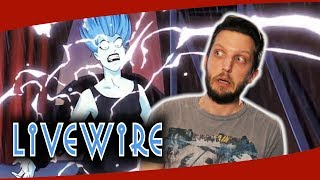 The BIRTH of Livewire in Superman the Animated Series