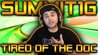 "SUMMIT1G IS TIRED OF DR DISRESPECT | ""I MADE HIS CHANNEL"""