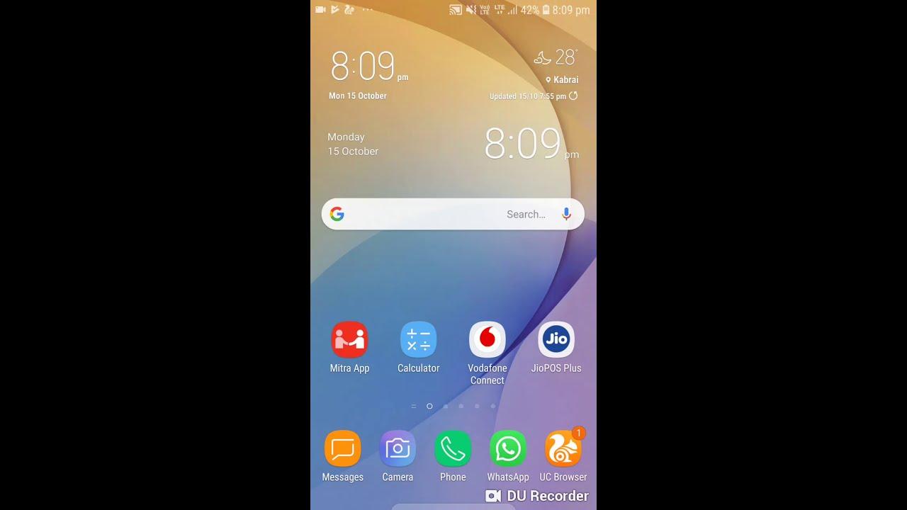 Vidmate app kaisa download kare in Samsung Galaxy j7 prime