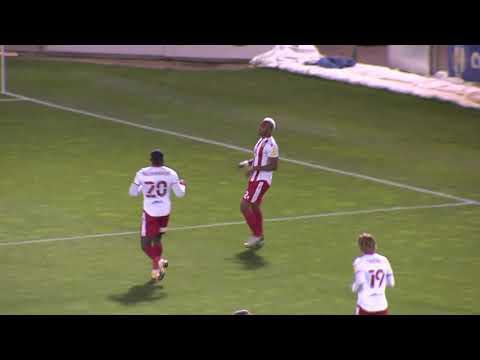 Colchester Stevenage Goals And Highlights