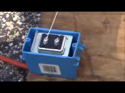 Wiring    A Single Doorbell   EASY  YouTube