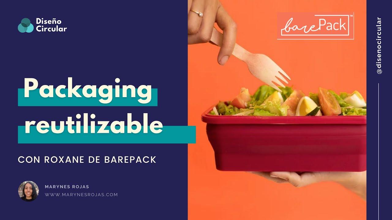 Diseño Circular podcast: barePack