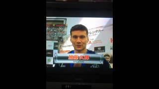 ガッツレンタカープレゼンツHEAT35 テレビ愛知  加藤選手vs.エンリケ選手