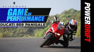 Ducati 959 Panigale : Game Of Performance : Episode 3
