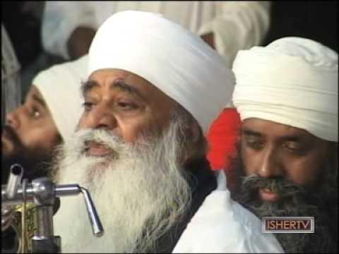 Sant Baba Ghala Singh Ji Nanaksar Kaleran Wale 19 7 15  Samagam Manoke