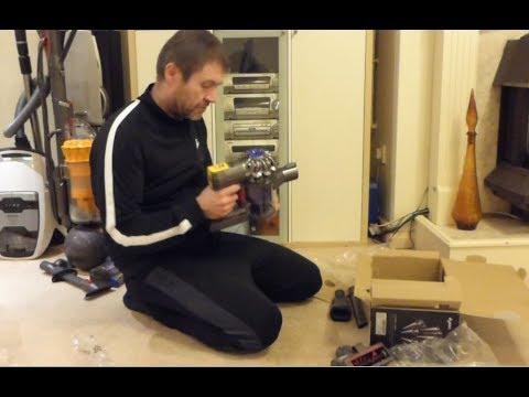 Unboxing / First Look: Dyson V6 TriggerPro Handheld Vacuum Cleaner