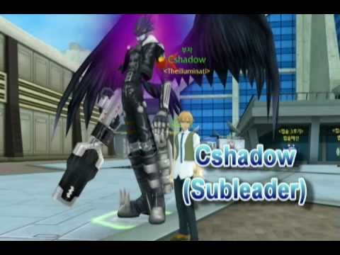 Digimon Masters Online - Theilluminati Guild