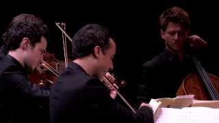 Happy Birthday Maestro Pressler !  (Ebène Quartet)