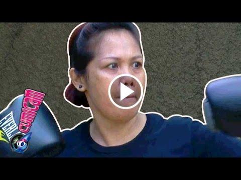 Awas!! Elly Sugigi Latihan Muay Thai - Cumicam 17 Oktober 2016