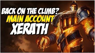 Gonna try and go back on the climb on the main account! We're on Xe...
