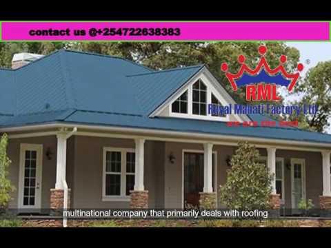Kenya Best Roofing Company|roofing Materials Companies Kenya