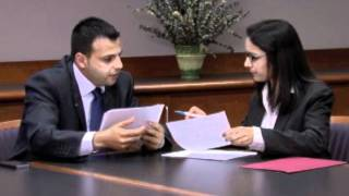 preparing for a case interview