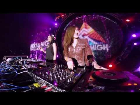DJ Faahsai DJ RoxyJune Full Moon Party Live In Bangkok
