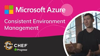 Consistent Environment Management with Azure's Chef Integrations thumbnail