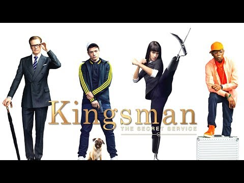 Give It Up - A Tribute to Kingsman: The Secret Service