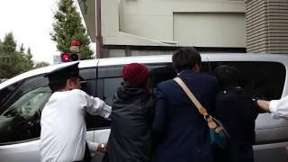 2017年10月13日 清水良太郎容疑者を送検 清水良太郎 動画 15