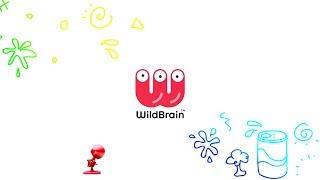 1724-WildBrain Logo Spoof Pixar Lamps Luxo Jr