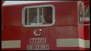 Des trains pas comme les autres - Turquie : Trans-Europe-Asie 11/08/91