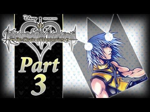 PUMPKIN TOWN - PART 3 - Kingdom Hearts RE:CoM HD PS4