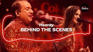 Coke Studio Season 12 | Heeray | BTS | Rahat Fateh Ali Khan & Aima Baig