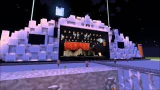 minecraft rock in rio a7x stage