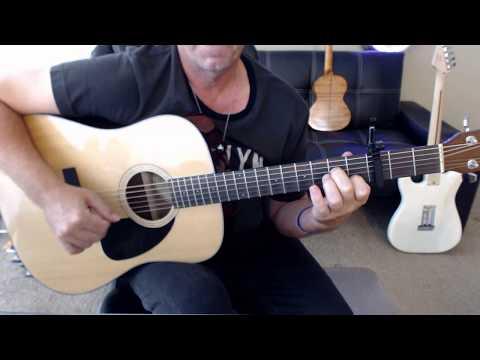Fleetwood Mac Landslide Guitar Tab Preview