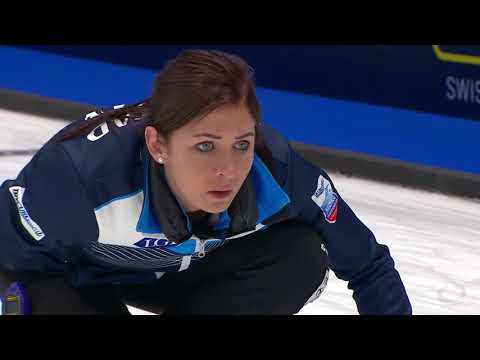 ECC 2017. Great clearing by Eve Muirhead