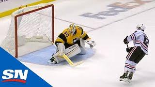 Chicago Blackhawks Vs. Pittsburgh Penguins | FULL Shootout - Nov. 09, 2019