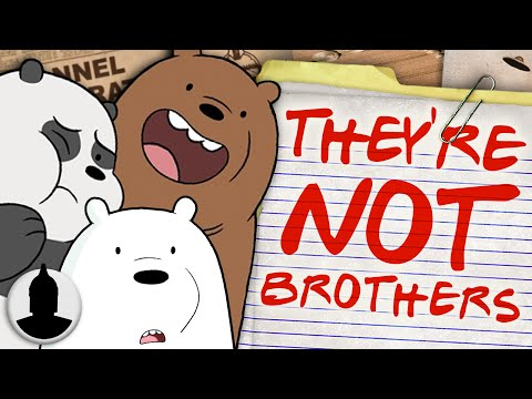 Thumbnail: The We Bare Bears Are NOT Brothers?! - feat. Liberty - Cartoon Conspiracy (Ep. 112)