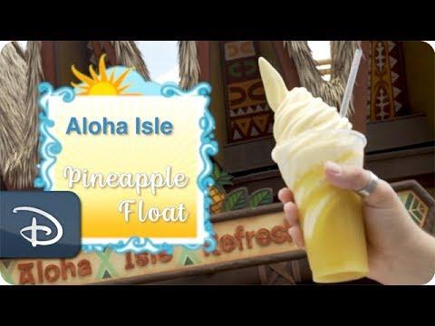 iNSIDE Disney Parks - Top 5 Frozen Summer Treats at Magic Kingdom Park