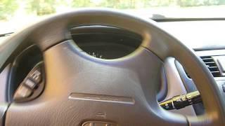 2002 Honda Accord Drive Test