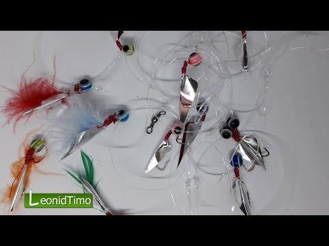 Самодур для рыбалки своими руками. Как поймать скумбрию.