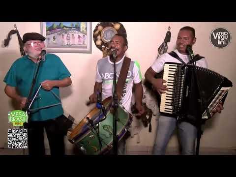 Assista: Trio Virgulino - Pedalando no Forró - Live SESC ao vivo