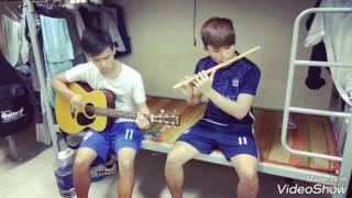 Như Ngày Hôm Qua Sáo Trúc + Guitar
