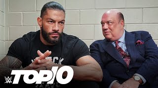 Shocking Roman Reigns moments: WWE Top 10, Sept. 2, 2020