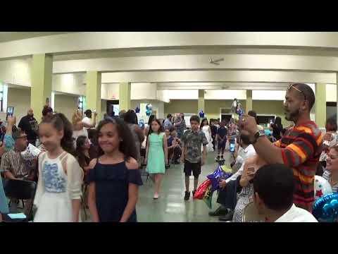 Parkville Community School 5th Grade Promotion Pt 1