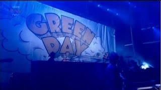 Green Day - Reading 2013 (BBC3 broadcast 1hr cut)