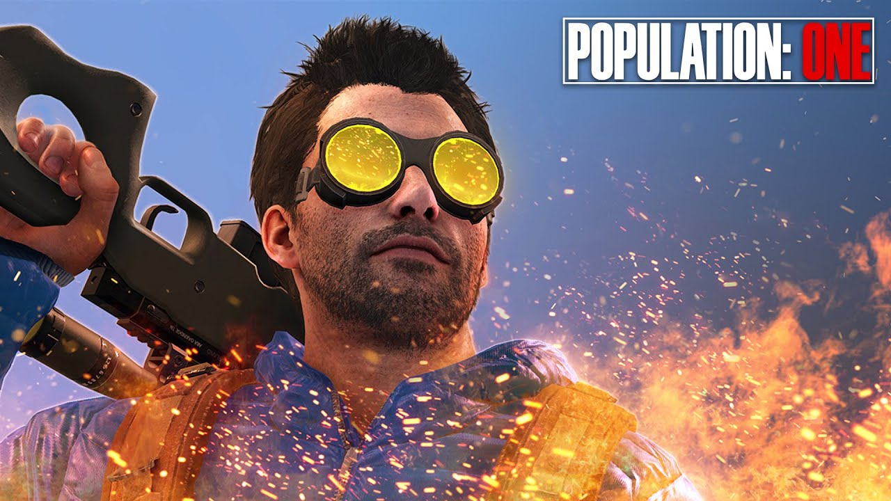 POPULATION: ONE - VR Battle Royale