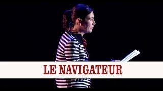 Virginie Hocq - Le navigateur
