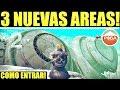 Destiny 2: 3 NUEVAS AREAS & COMO LLEGAR! NAVE COLONIZADORA! SECTOR PERDIDO & MAS!