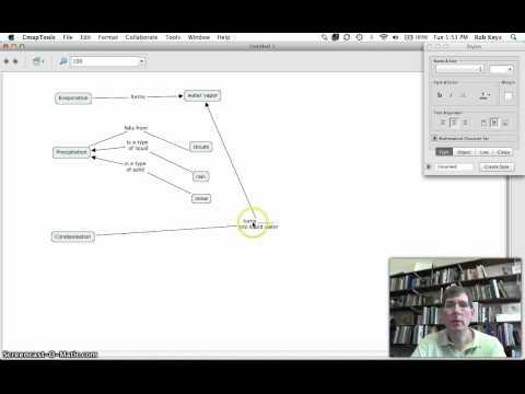 Using Cmap Tools