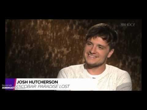 Josh Hutcherson Interview on Yahoo Movies