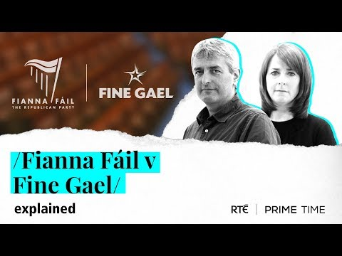 Fianna Fáil v Fine Gael | Explained By Prime Time