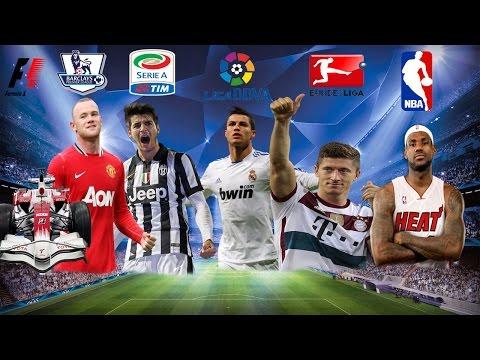 Ver TODOS los deportes en FULL HD y SIN CORTES | GRATIS! | 2016