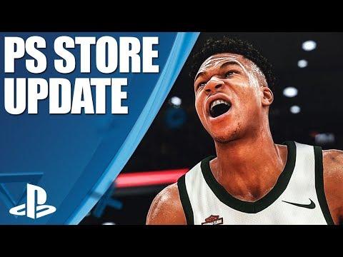 PlayStation Store Highlights - 5th September 2018