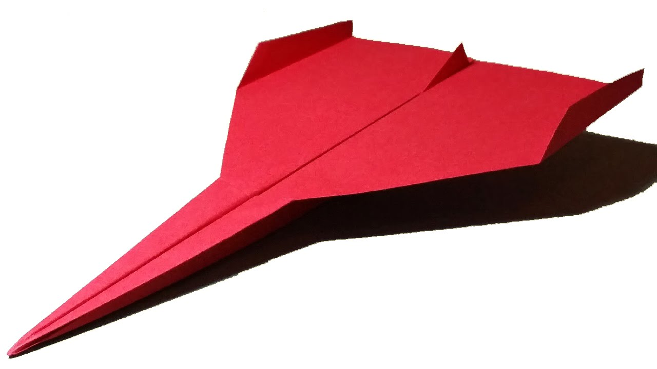how to make a good paper airplane that flies cool paper how to make a good paper airplane that flies cool paper airplanes that fly far limbus