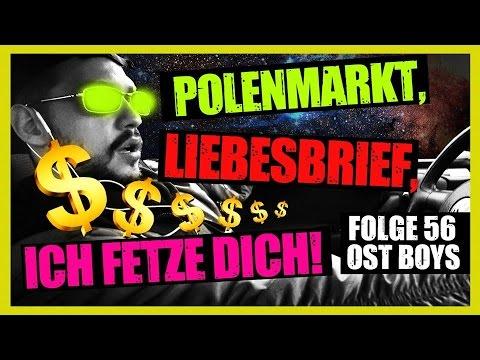 POLENMARKT LIEBESBRIEF ICH FETZE DICH! 56. FOLGE OST BOYS