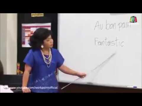 Thailand English class