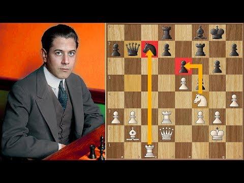 The Primus!  Botvinnik vs Capablanca  Moscow 1936.